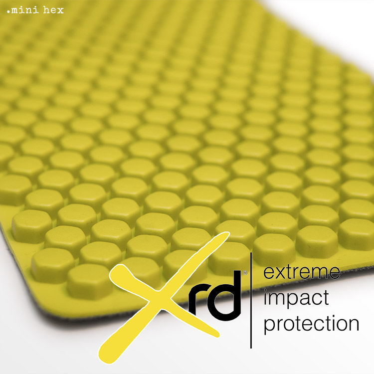 XRD Impact elbow protection