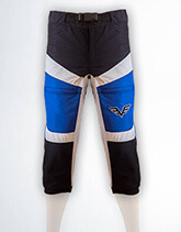 Professional skydive / skydiving swoop shorts.