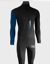 Professional skydive / skydiving stretch suit.