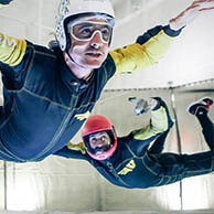 Vertex Sky Sports UK. Skydiving reviews and testimonials. Find out what our customers think of their Vertex custom skydive suits.